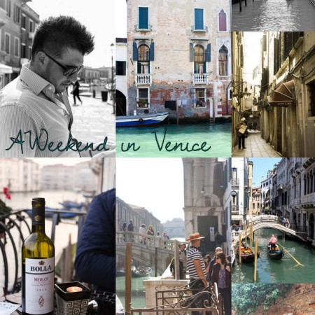 A Weekend Trip to Venice