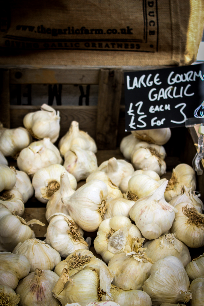Garlic|thefoodiesway.co.uk